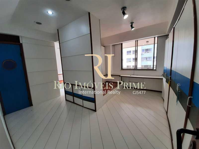 SUÍTE2 - Apartamento à venda Rua Santa Clara,Copacabana, Rio de Janeiro - R$ 1.399.900 - RPAP20224 - 13