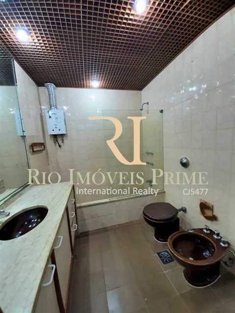 BANHEIRO SUÍTE2 - Apartamento à venda Rua Santa Clara,Copacabana, Rio de Janeiro - R$ 1.399.900 - RPAP20224 - 16
