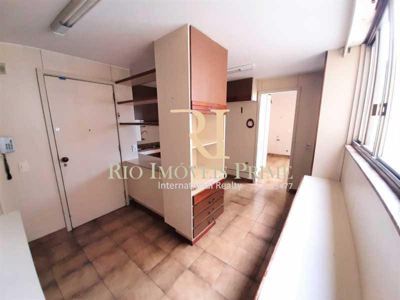 COPA COZINHA - Apartamento à venda Rua Santa Clara,Copacabana, Rio de Janeiro - R$ 1.399.900 - RPAP20224 - 18