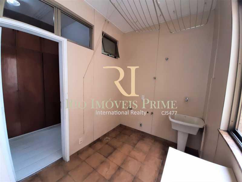 ÁREA SERV + DEPENDÊNCIA - Apartamento à venda Rua Santa Clara,Copacabana, Rio de Janeiro - R$ 1.399.900 - RPAP20224 - 20