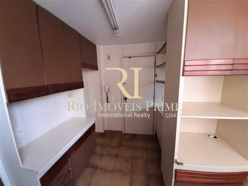 COPA COZINHA - Apartamento à venda Rua Santa Clara,Copacabana, Rio de Janeiro - R$ 1.399.900 - RPAP20224 - 22
