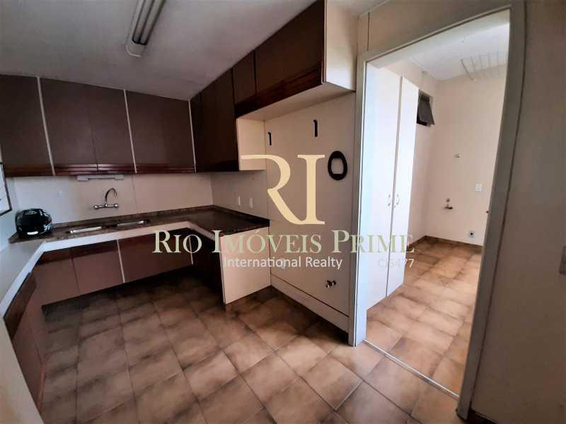 COPA COZINHA - Apartamento à venda Rua Santa Clara,Copacabana, Rio de Janeiro - R$ 1.399.900 - RPAP20224 - 23