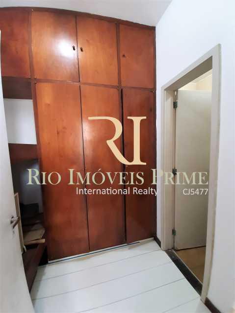 QUARTO SERVIÇO - Apartamento à venda Rua Santa Clara,Copacabana, Rio de Janeiro - R$ 1.399.900 - RPAP20224 - 24