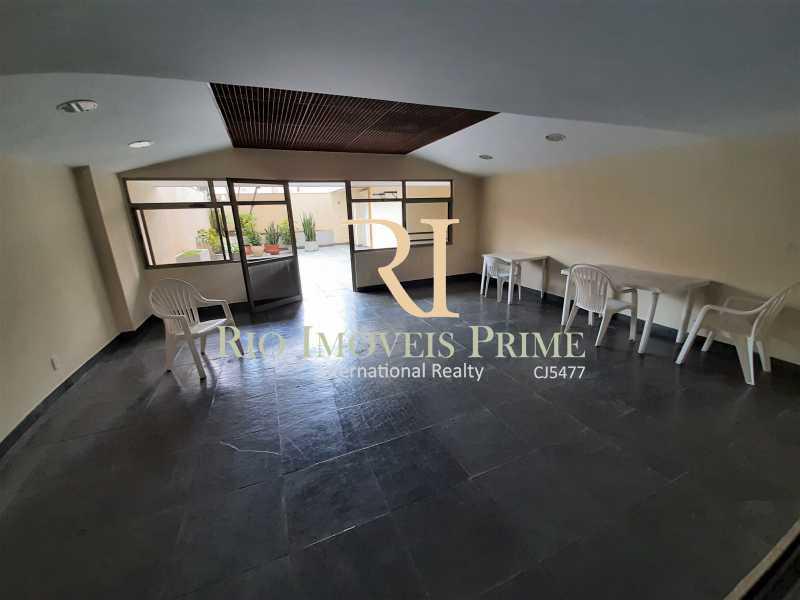 SALÃO DE FESTAS - Apartamento à venda Rua Santa Clara,Copacabana, Rio de Janeiro - R$ 1.399.900 - RPAP20224 - 29