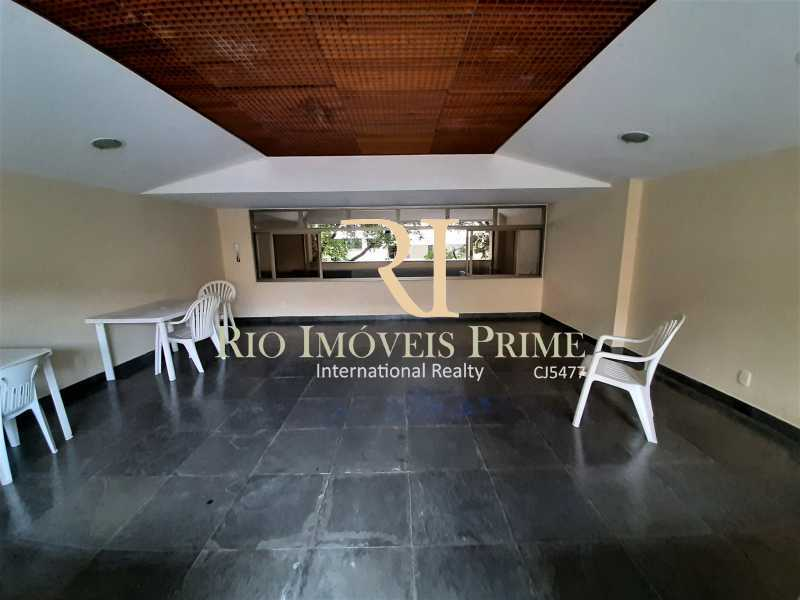 SALÃO DE FESTAS - Apartamento à venda Rua Santa Clara,Copacabana, Rio de Janeiro - R$ 1.399.900 - RPAP20224 - 30