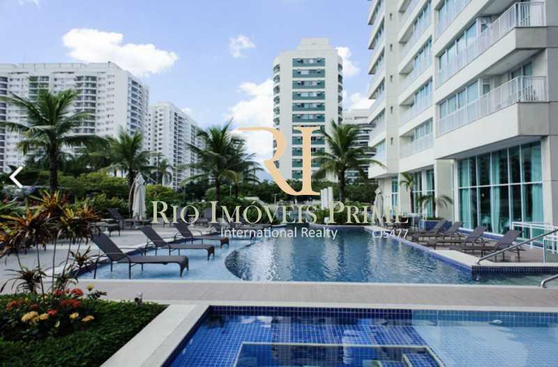 PISCINA - Flat 2 quartos para alugar Jacarepaguá, Rio de Janeiro - R$ 2.000 - RPFL20036 - 1