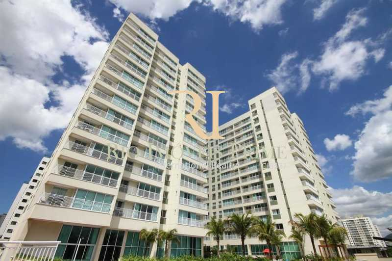 FACHADA - Flat 2 quartos para alugar Jacarepaguá, Rio de Janeiro - R$ 2.000 - RPFL20036 - 29