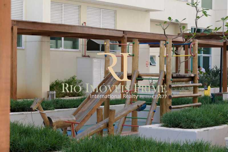 PARQUE INFANTIL - Flat 2 quartos para alugar Jacarepaguá, Rio de Janeiro - R$ 2.000 - RPFL20036 - 19