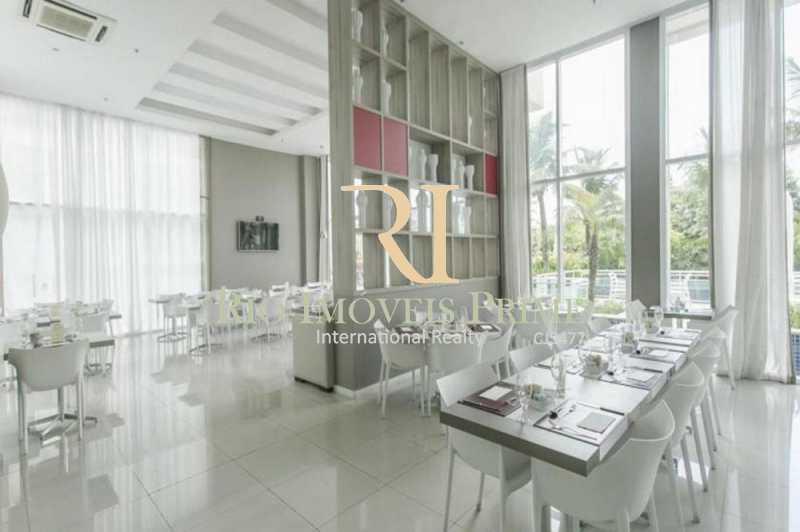 RESTAURANTE - Flat 2 quartos para alugar Jacarepaguá, Rio de Janeiro - R$ 2.000 - RPFL20036 - 21