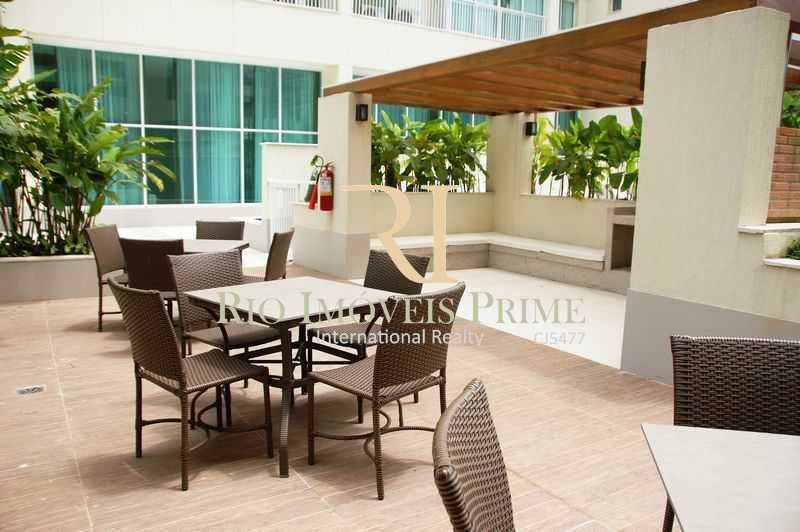 CHURRASQUEIRA - Flat 2 quartos para alugar Jacarepaguá, Rio de Janeiro - R$ 2.000 - RPFL20036 - 24