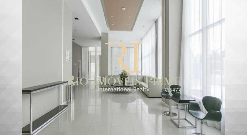 HALL DE ENTRADA - Flat 2 quartos para alugar Jacarepaguá, Rio de Janeiro - R$ 2.000 - RPFL20036 - 22