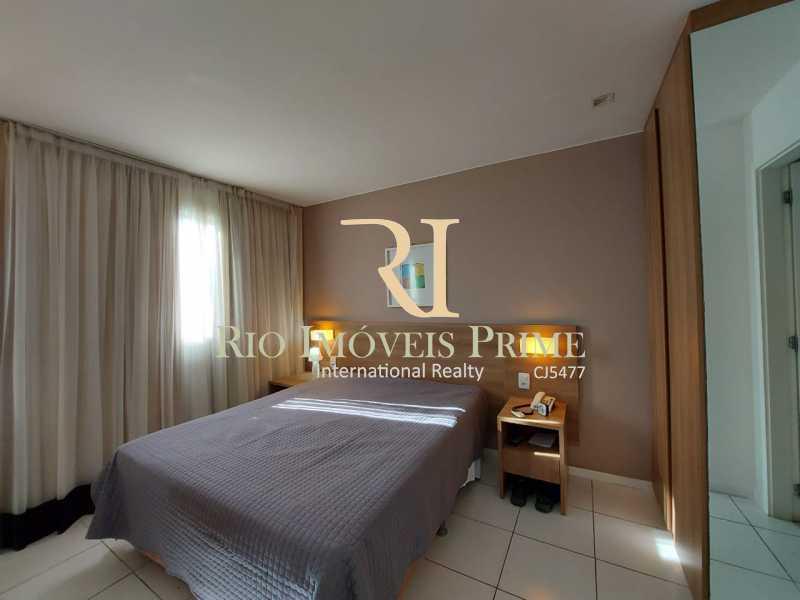 SUÍTE 1 - Flat 2 quartos para alugar Jacarepaguá, Rio de Janeiro - R$ 2.000 - RPFL20036 - 3
