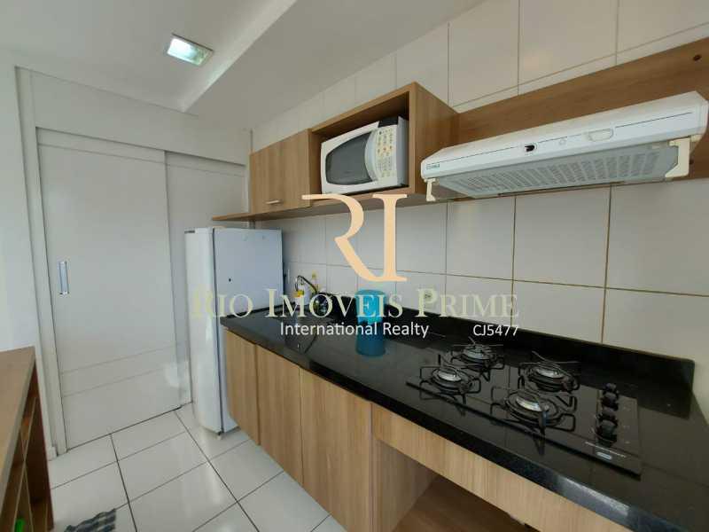 COZINHA - Flat 2 quartos para alugar Jacarepaguá, Rio de Janeiro - R$ 2.000 - RPFL20036 - 6