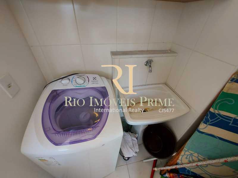 ÁREA DE SERVIÇO - Flat 2 quartos para alugar Jacarepaguá, Rio de Janeiro - R$ 2.000 - RPFL20036 - 8