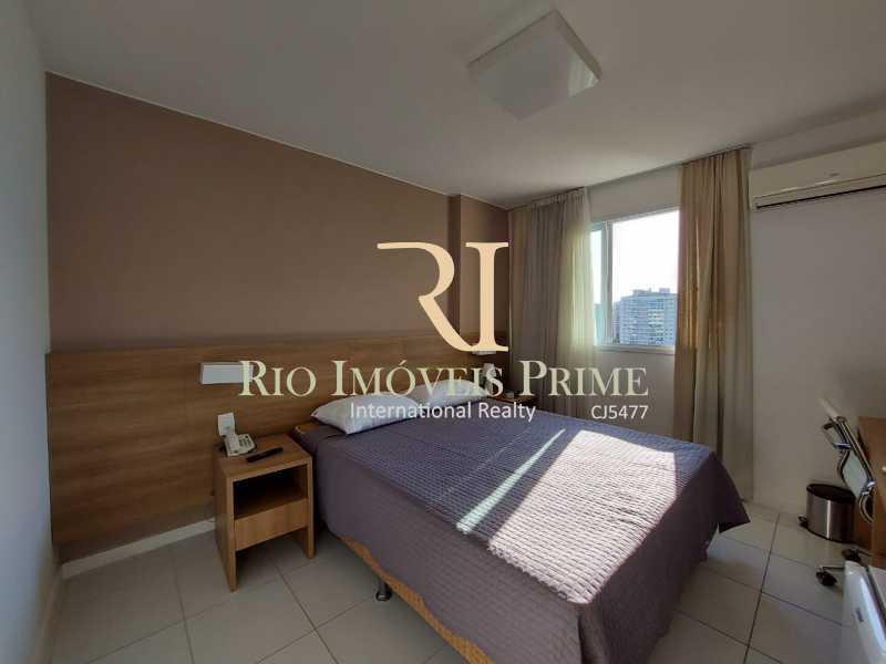 SUÍTE 2 - Flat 2 quartos para alugar Jacarepaguá, Rio de Janeiro - R$ 2.000 - RPFL20036 - 9