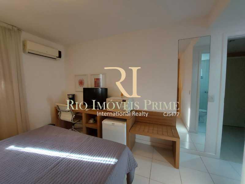 SUÍTE 2 - Flat 2 quartos para alugar Jacarepaguá, Rio de Janeiro - R$ 2.000 - RPFL20036 - 10