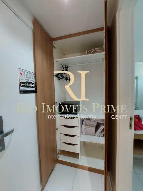 ARMÁRIO - Flat 2 quartos para alugar Jacarepaguá, Rio de Janeiro - R$ 2.000 - RPFL20036 - 12
