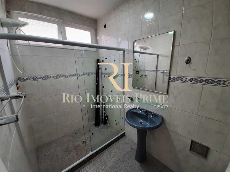BANHEIRO SOCIAL - Apartamento à venda Rua Carvalho Alvim,Tijuca, Rio de Janeiro - R$ 390.000 - RPAP20227 - 13