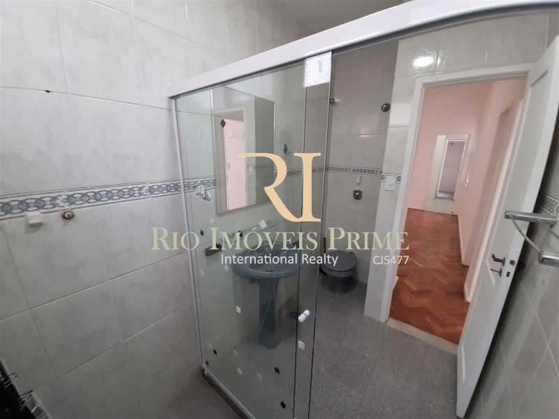 BANHEIRO SOCIAL - Apartamento à venda Rua Carvalho Alvim,Tijuca, Rio de Janeiro - R$ 390.000 - RPAP20227 - 14