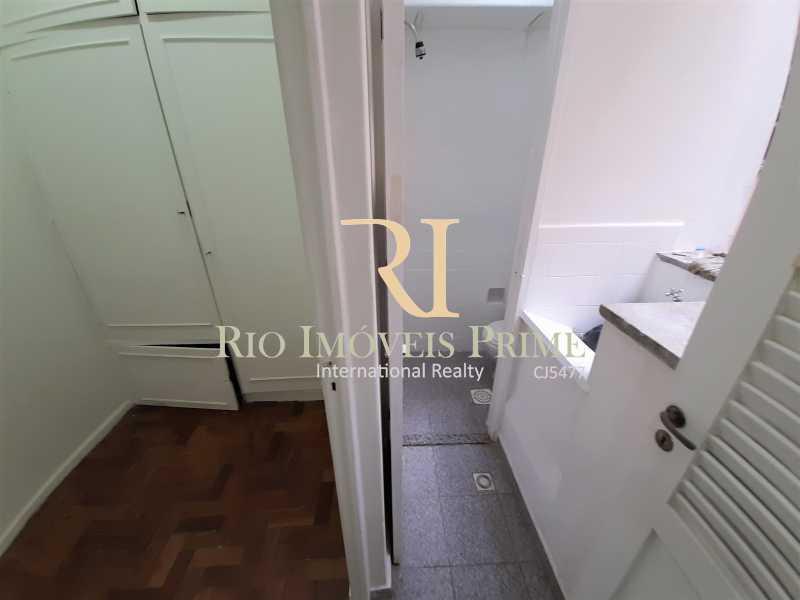 ÁREA SERVIÇO - Apartamento à venda Rua Carvalho Alvim,Tijuca, Rio de Janeiro - R$ 390.000 - RPAP20227 - 17