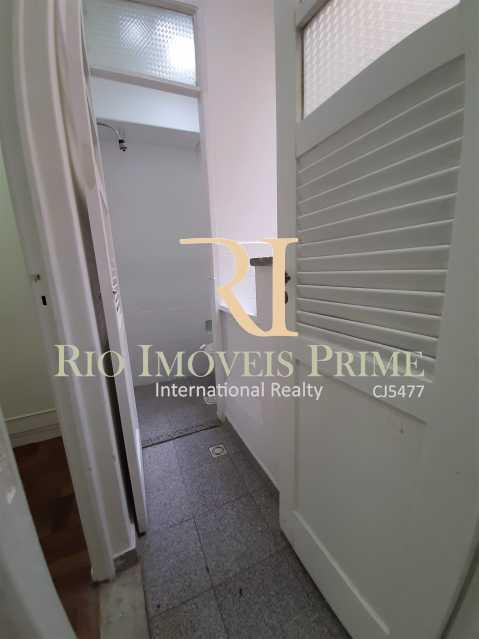 ÁREA SERVIÇO - Apartamento à venda Rua Carvalho Alvim,Tijuca, Rio de Janeiro - R$ 390.000 - RPAP20227 - 18