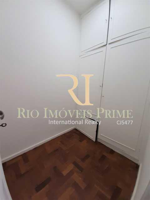 QUARTO SERVIÇO - Apartamento à venda Rua Carvalho Alvim,Tijuca, Rio de Janeiro - R$ 390.000 - RPAP20227 - 19