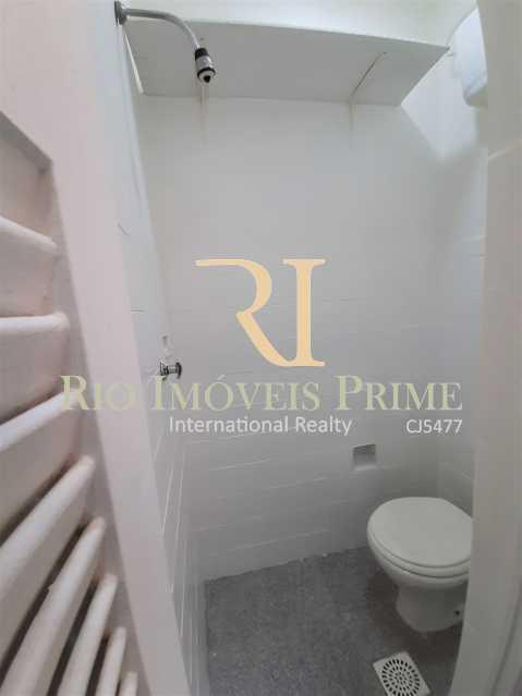 BANHEIRO SERVIÇO - Apartamento à venda Rua Carvalho Alvim,Tijuca, Rio de Janeiro - R$ 390.000 - RPAP20227 - 20