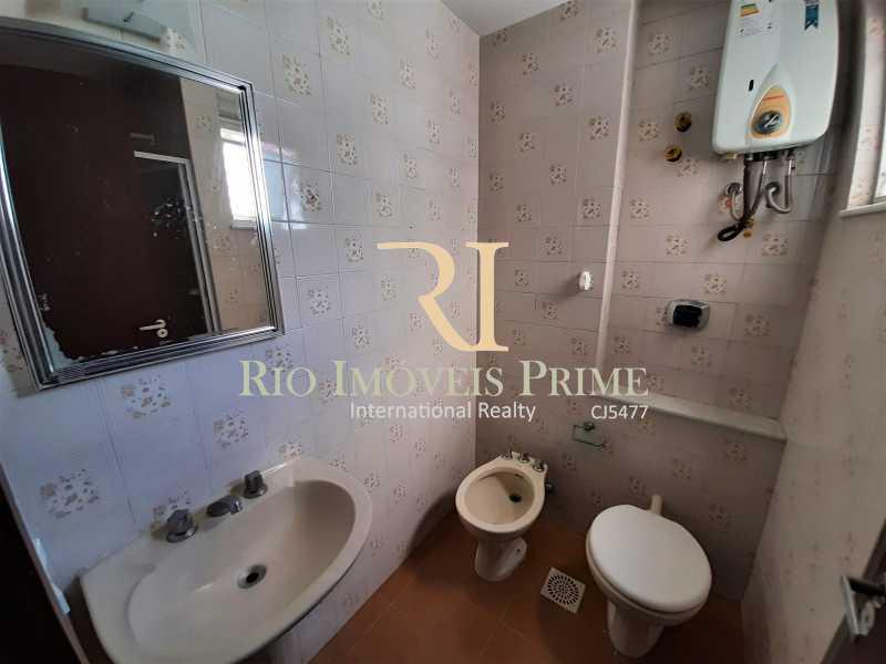 BANHEIRO SOCIAL - Apartamento à venda Rua da Cascata,Tijuca, Rio de Janeiro - R$ 300.000 - RPAP20228 - 12
