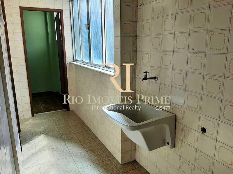 ÁREA SERVIÇO - Apartamento à venda Rua da Cascata,Tijuca, Rio de Janeiro - R$ 300.000 - RPAP20228 - 16