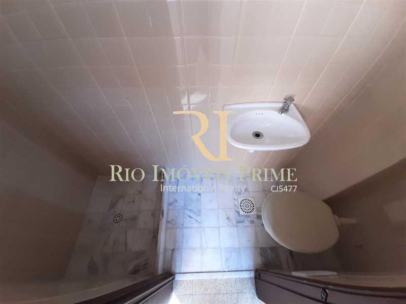BANHEIRO SERVIÇO - Apartamento à venda Rua da Cascata,Tijuca, Rio de Janeiro - R$ 300.000 - RPAP20228 - 18
