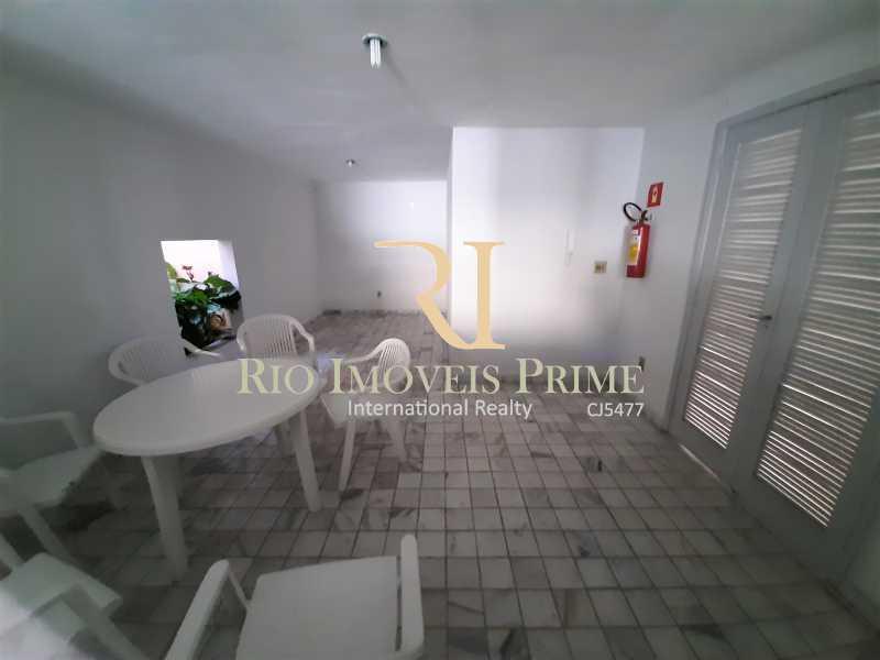 SALÃO DE FESTAS - Apartamento à venda Rua da Cascata,Tijuca, Rio de Janeiro - R$ 300.000 - RPAP20228 - 20