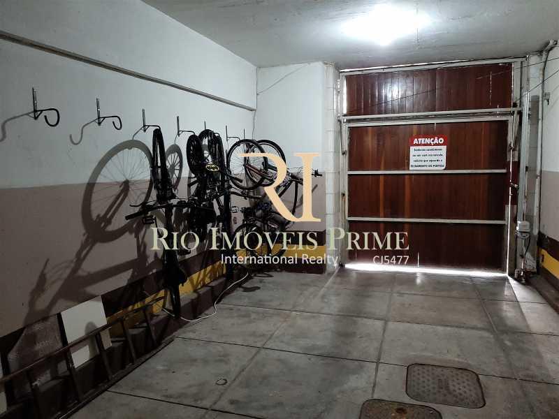 BICICLETÁRIO - Apartamento à venda Rua da Cascata,Tijuca, Rio de Janeiro - R$ 300.000 - RPAP20228 - 21