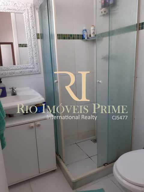 BANHEIRO SUÍTE. - Apartamento à venda Rua Caiapó,Engenho Novo, Rio de Janeiro - R$ 280.000 - RPAP20229 - 6