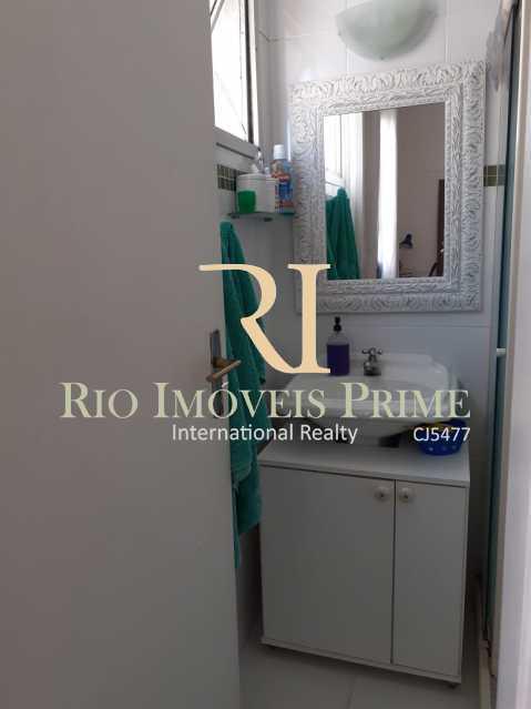 BANHEIRO SUÍTE. - Apartamento à venda Rua Caiapó,Engenho Novo, Rio de Janeiro - R$ 280.000 - RPAP20229 - 7