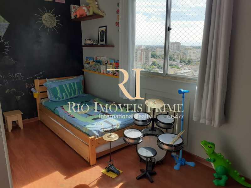 QUARTO2. - Apartamento à venda Rua Caiapó,Engenho Novo, Rio de Janeiro - R$ 280.000 - RPAP20229 - 8