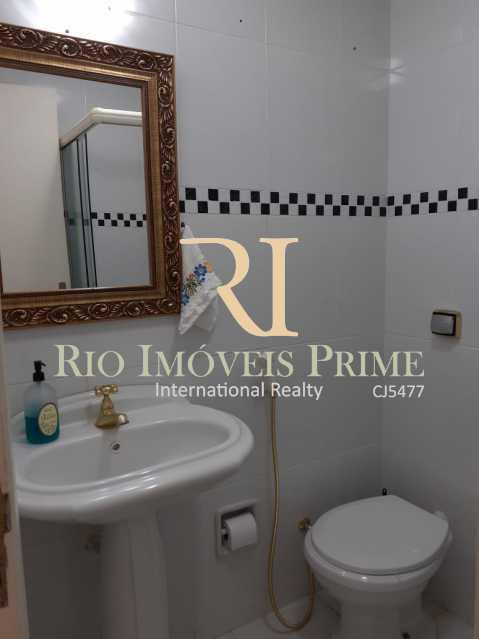 BANHEIRO SOCIAL. - Apartamento à venda Rua Caiapó,Engenho Novo, Rio de Janeiro - R$ 280.000 - RPAP20229 - 10