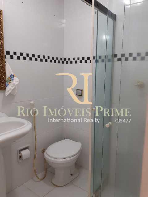 BANHEIRO SOCIAL. - Apartamento à venda Rua Caiapó,Engenho Novo, Rio de Janeiro - R$ 280.000 - RPAP20229 - 11