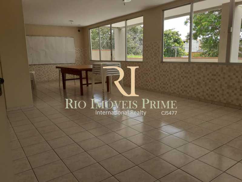 SALÃO DE FESTAS. - Apartamento à venda Rua Caiapó,Engenho Novo, Rio de Janeiro - R$ 280.000 - RPAP20229 - 15