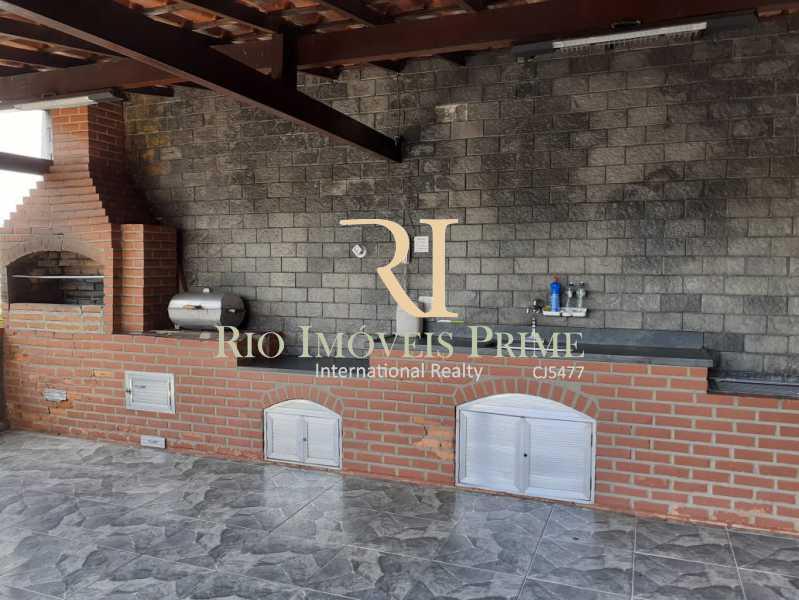 CHURRASQUEIRA - Apartamento à venda Rua Caiapó,Engenho Novo, Rio de Janeiro - R$ 280.000 - RPAP20229 - 16