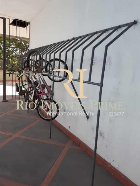 BICICLETÁRIO. - Apartamento à venda Rua Caiapó,Engenho Novo, Rio de Janeiro - R$ 280.000 - RPAP20229 - 22