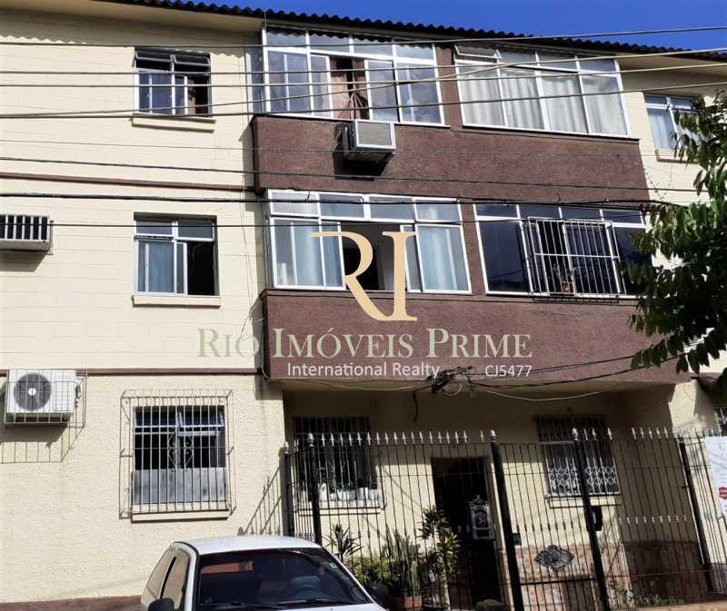 FACHADA. - Apartamento à venda Rua Engenheiro Thomaz Guimarães,Cachambi, Rio de Janeiro - R$ 230.000 - RPAP20230 - 1