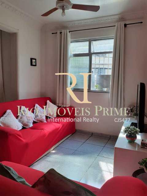SALA. - Apartamento à venda Rua Engenheiro Thomaz Guimarães,Cachambi, Rio de Janeiro - R$ 230.000 - RPAP20230 - 4