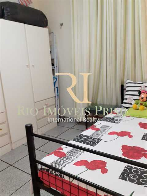 QUARTO2. - Apartamento à venda Rua Engenheiro Thomaz Guimarães,Cachambi, Rio de Janeiro - R$ 230.000 - RPAP20230 - 10