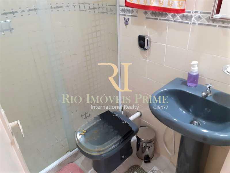 BANHEIRO SOCIAL. - Apartamento à venda Rua Engenheiro Thomaz Guimarães,Cachambi, Rio de Janeiro - R$ 230.000 - RPAP20230 - 11