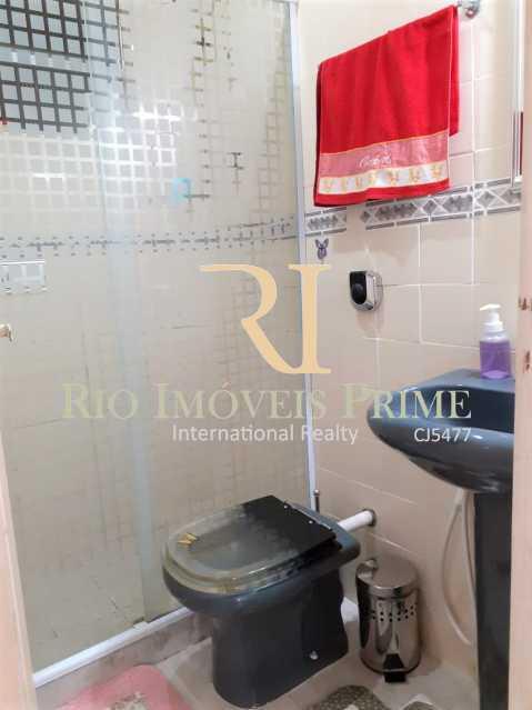 BANHEIRO SOCIAL. - Apartamento à venda Rua Engenheiro Thomaz Guimarães,Cachambi, Rio de Janeiro - R$ 230.000 - RPAP20230 - 12