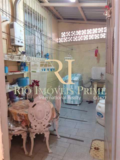 ÁREA EXTERNA. - Apartamento à venda Rua Engenheiro Thomaz Guimarães,Cachambi, Rio de Janeiro - R$ 230.000 - RPAP20230 - 17