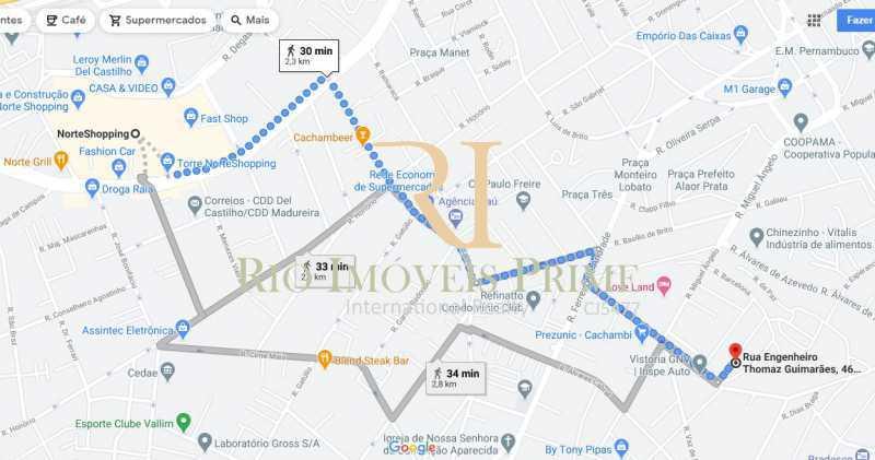 DISTANCIA NORTE SHOPPING - Apartamento à venda Rua Engenheiro Thomaz Guimarães,Cachambi, Rio de Janeiro - R$ 230.000 - RPAP20230 - 19