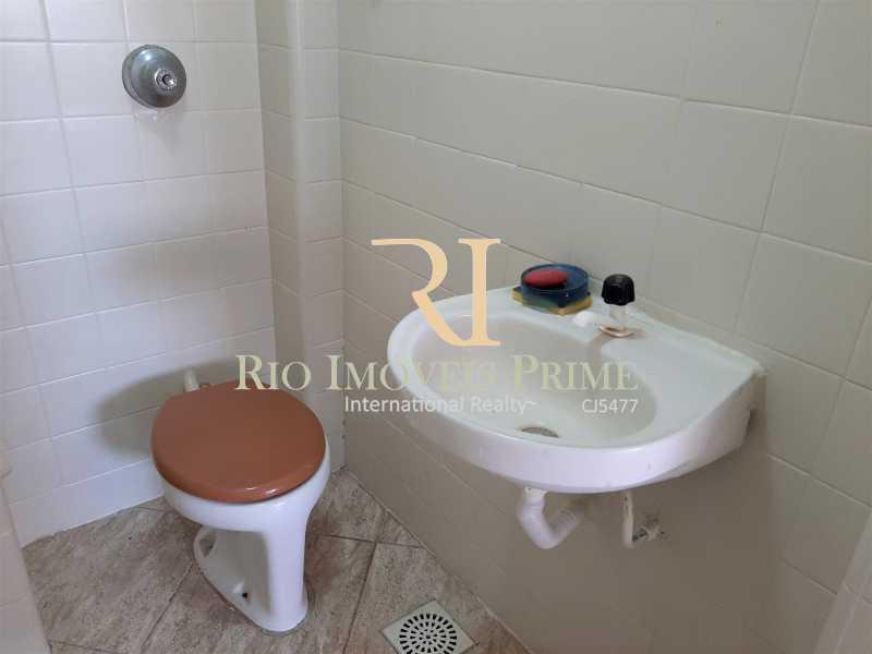 BANHEIRO - Sala Comercial 26m² à venda Rua Conde de Bonfim,Tijuca, Rio de Janeiro - R$ 230.000 - RPSL00025 - 11