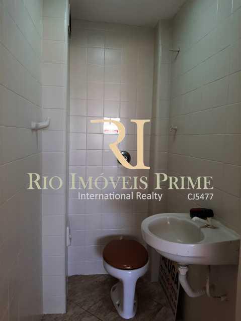 BANHEIRO - Sala Comercial 26m² à venda Rua Conde de Bonfim,Tijuca, Rio de Janeiro - R$ 230.000 - RPSL00025 - 12