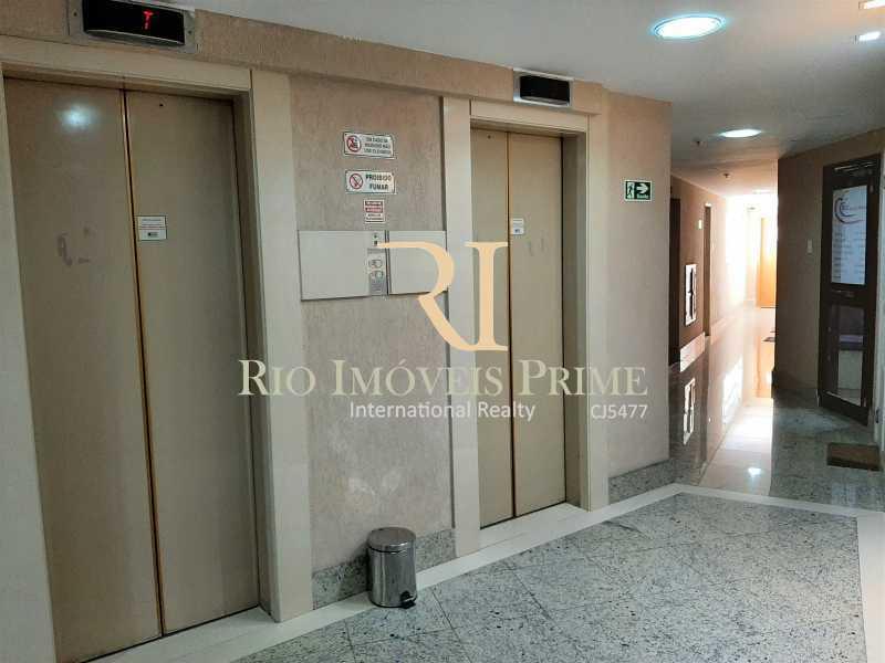 CORREDOR - Sala Comercial 26m² à venda Rua Conde de Bonfim,Tijuca, Rio de Janeiro - R$ 230.000 - RPSL00025 - 14